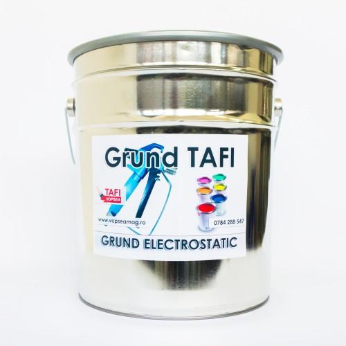 Grund electrostatic gri cu uscare rapida 25kg