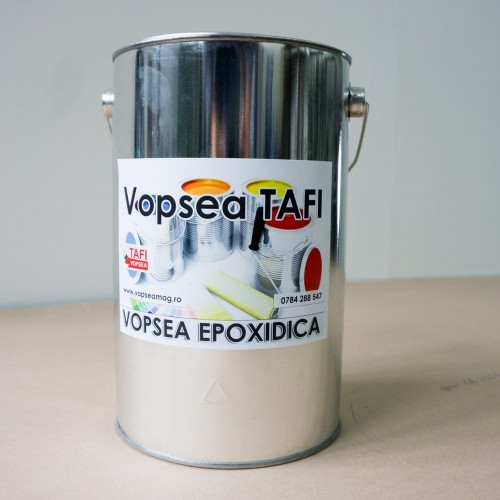 Vopsea epoxidica mata 6kg(5+1)